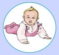 Infant Activity Curriculum for ages 4 to 6 Months