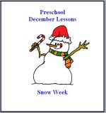 Click Here To View December Preschool Curriculum