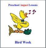 August Preschool Curriculum – Click here to buy