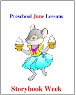 June Preschool Curriculum – Click here to buy