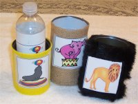 Toddler Sensory Cans