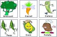 November Preschool Curriculum Fruit Vegetable Theme